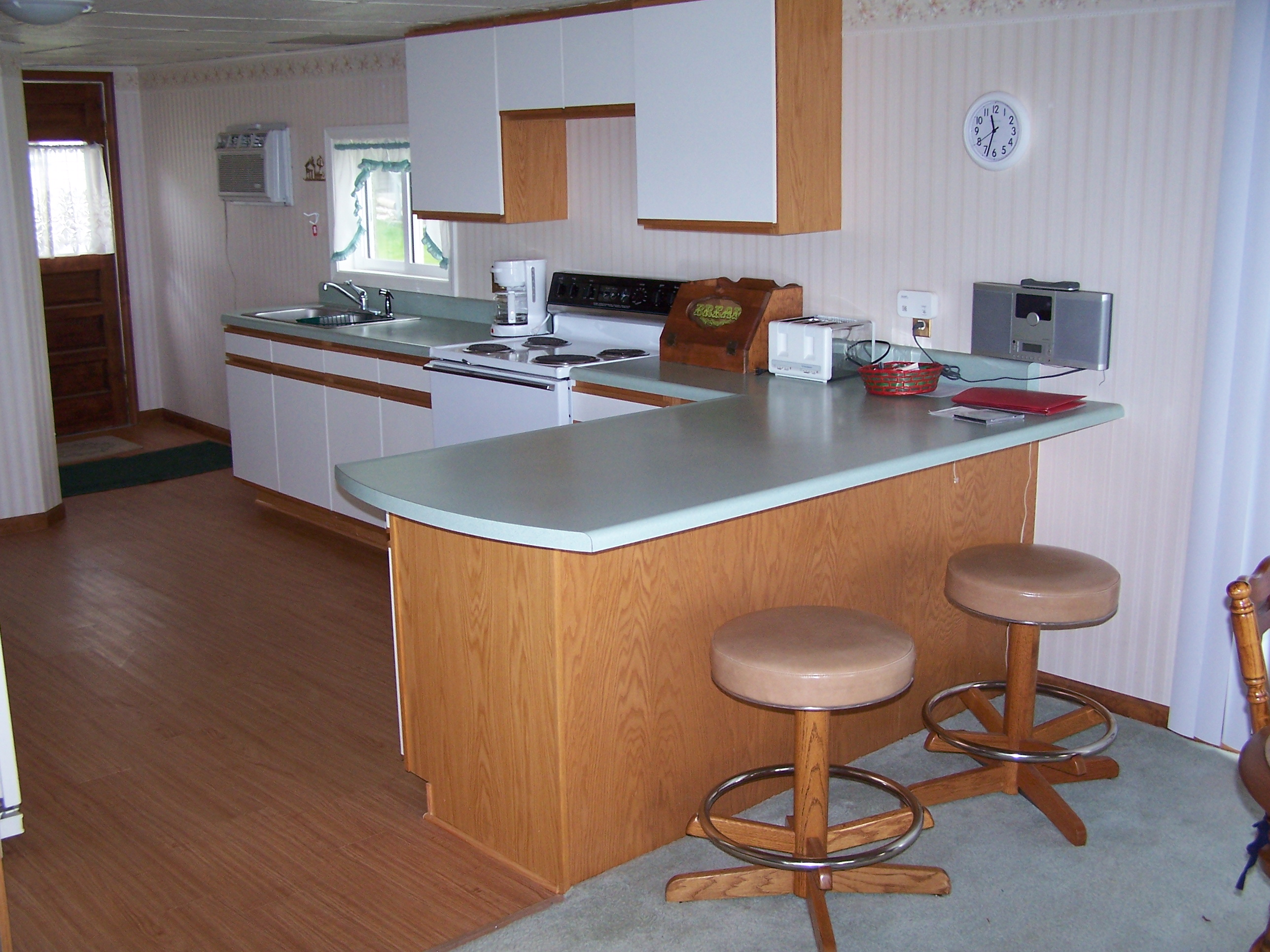 Lake Front Kitchen
