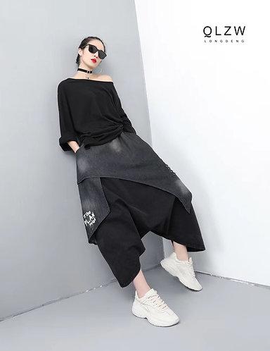 低浪褲 #01