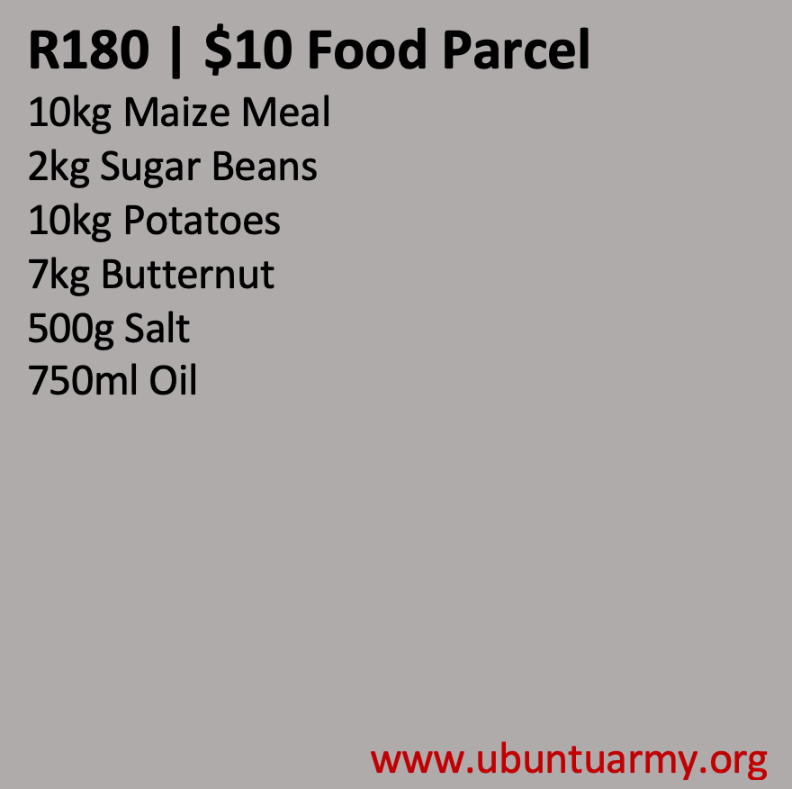 R180 Food Parcel