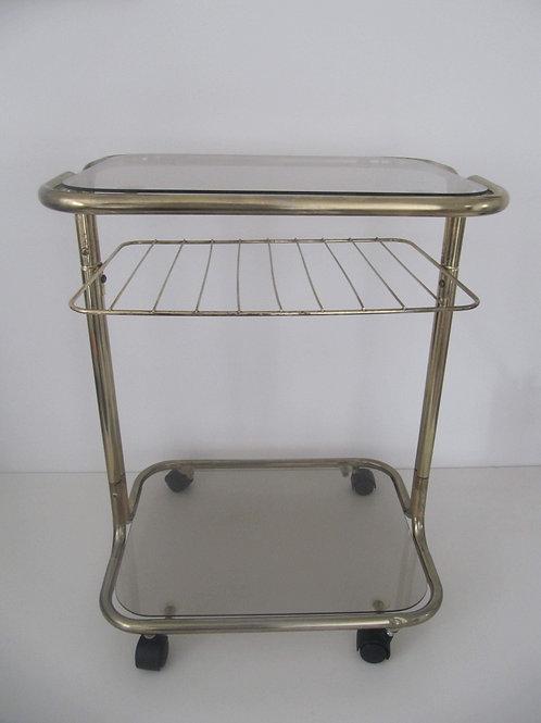 Porte-revues métal vintage