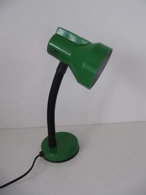Lampe de bureau verte - style vintage