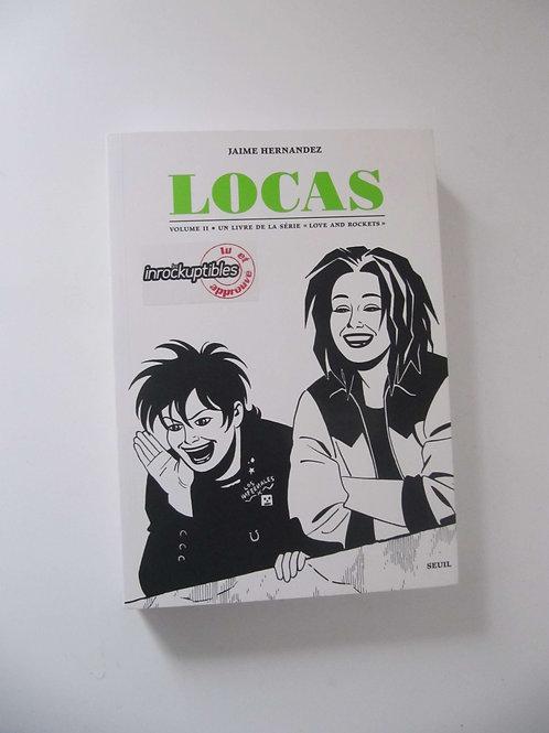 "LOCAS - Love and rockets - Hernandez- volume 2- ""Port inclus"""