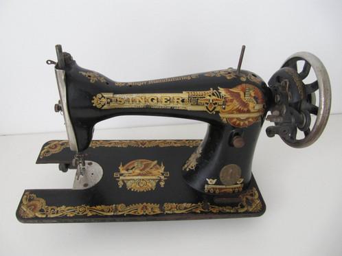 Machine coudre singer ancienne maman ne jette rien - Table machine a coudre ancienne ...