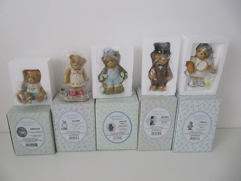 Figurines Chrished Teddies collection