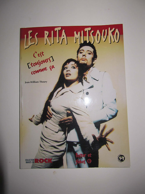 Rita Mitsouko - les images du rock - revue
