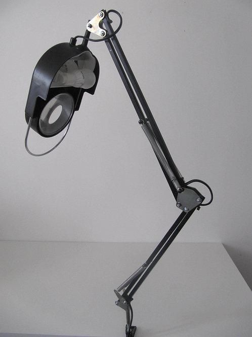 Lampe architecte loupe - bras articulé