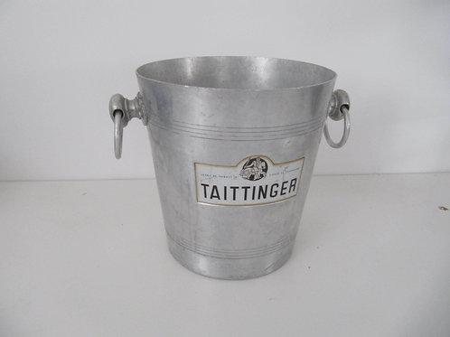 Seau à champagne Taittinger -Vintage