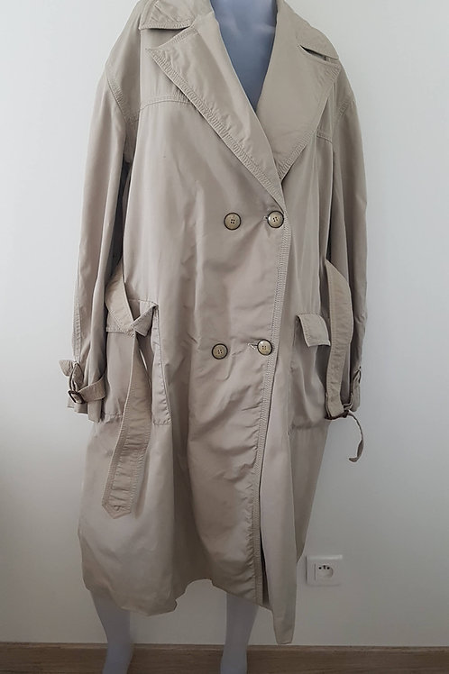 Trench coat vintage homme XL