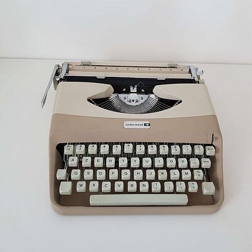 Machine à écrire Underwood 18 - Vintage