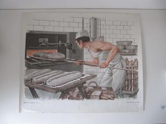 A l'affiche cette semaine... Le métier de boulanger  !