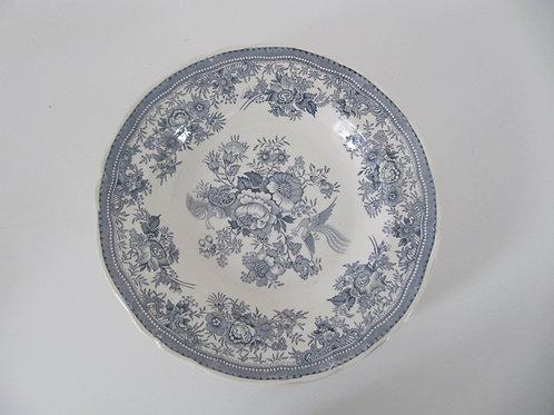 Assiettes céramiques ancienne Villeroy - Faisan ( le lot de 4)