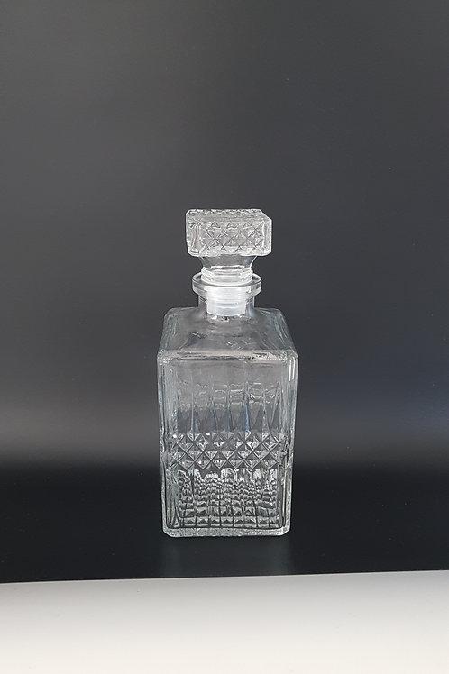 Carafe whisky verre - vintage