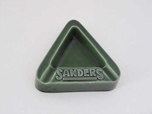 Cendrier céramique vintage Sanders