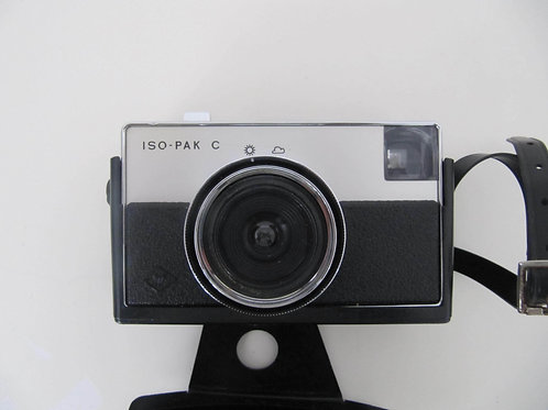 Appareil photo Agfa ISOPAK - 1969