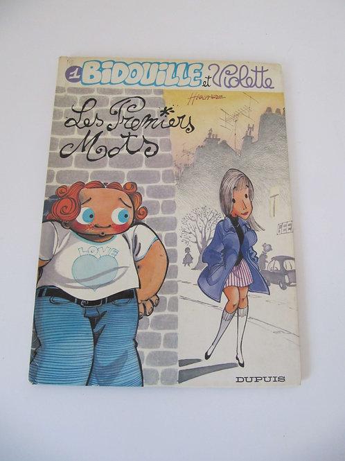 """Bidouille et Violette BD -1981 -"""" Port inclus"""""""