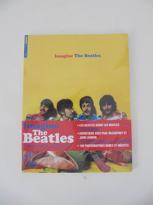The Beatles - Imagine - livre