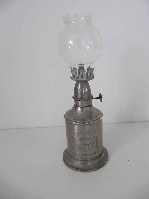 Lampe de sûreté ancienne - Inecto