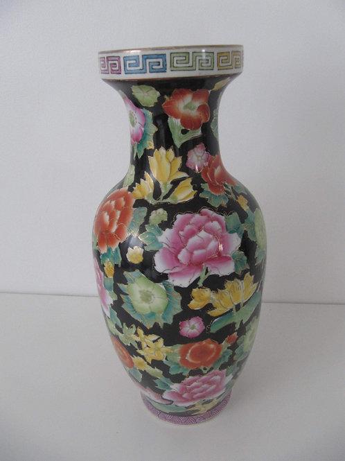 Vase de Chine fleurs - ancien