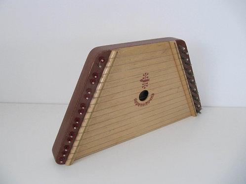 Harpe, petite caille - instrument musique Bélarus