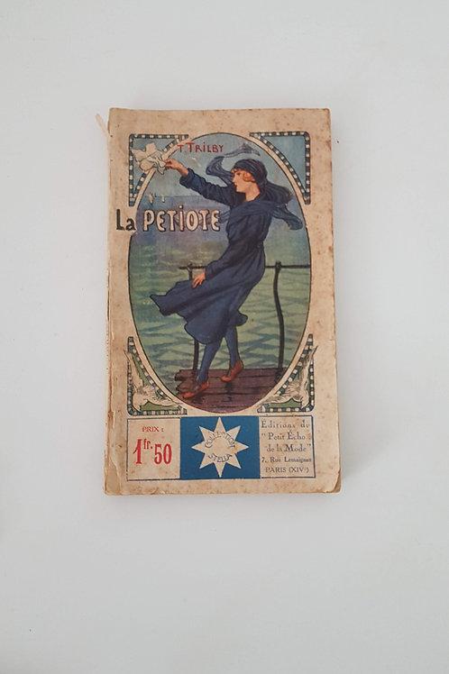 Livre de poche collection Stella - La petiote
