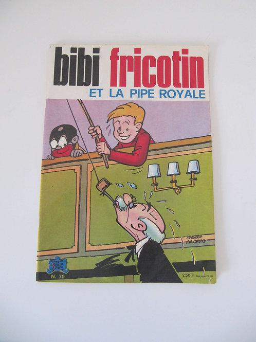 """Album Bibi Fricotin - 1973 - """"Port inclus"""""""