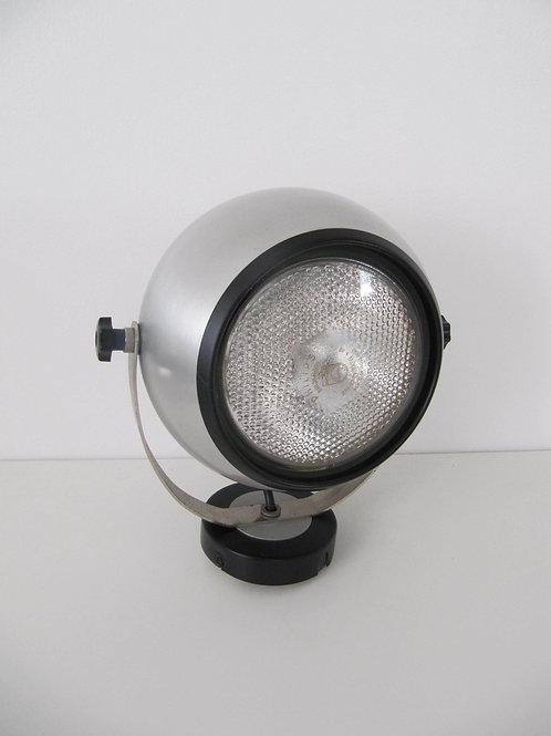 Spot boule aluminium -  vintage