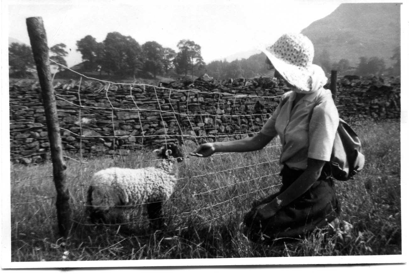 Jenny Salmon 1953