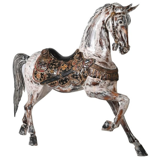Large Standing Horse