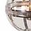 Thumbnail: Large Silver Glass Ball Light