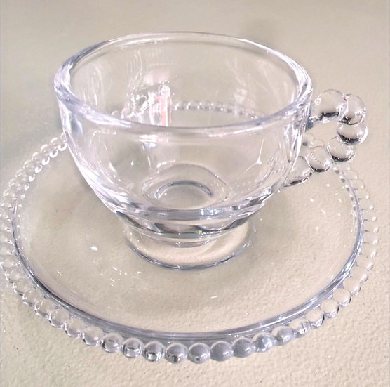 Expresso Cup and Saucer Set of 4