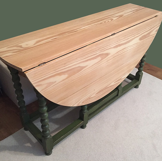 Large Rustic DiningTable