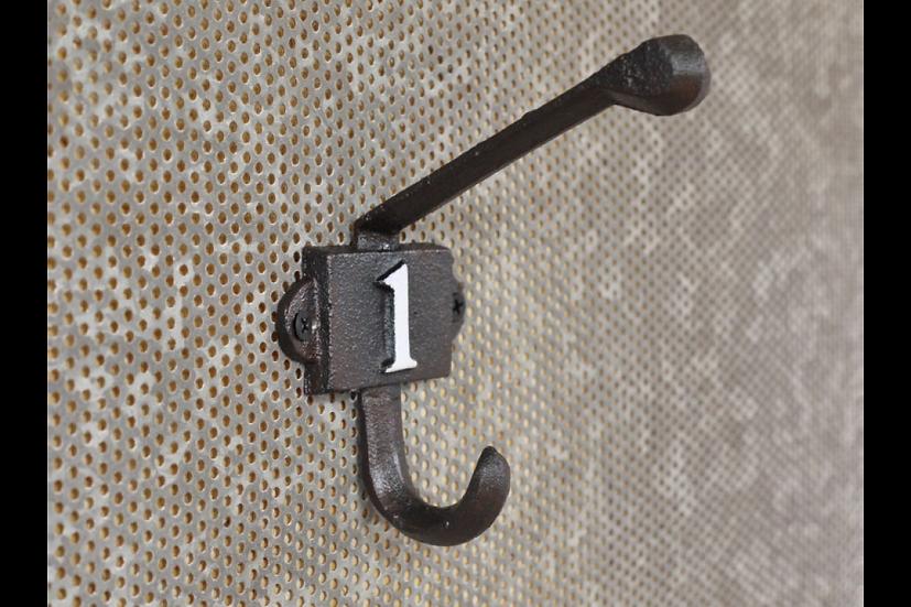 Coat Hook No 1