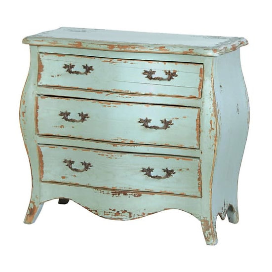 Stunning 3 Drawer Chest