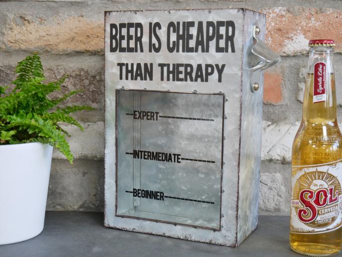 Beer Bottle Top Collector