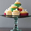 Thumbnail: Large Tall Cake Stand Recycled Glass