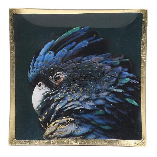 Parrot Trinket Tray