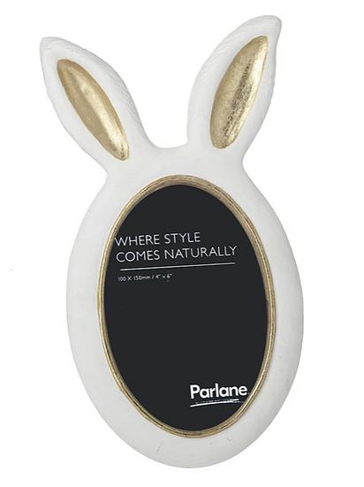 Bunny Ears Photo Frame 4 x 6