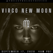 VIRGO NEW MOON. CLEAN UP YOUR ACT