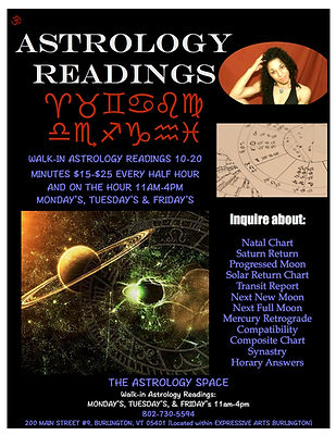 The Astrology Space