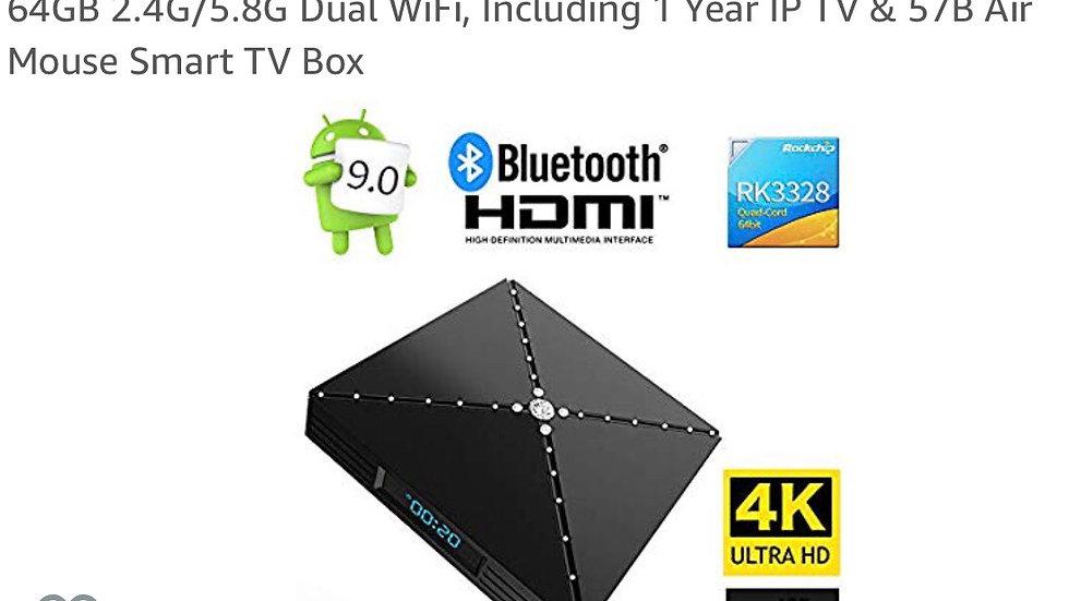 Custom Streaming TV Box