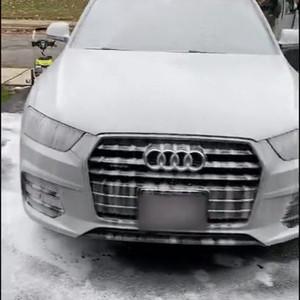 Audi Q5 Detailing
