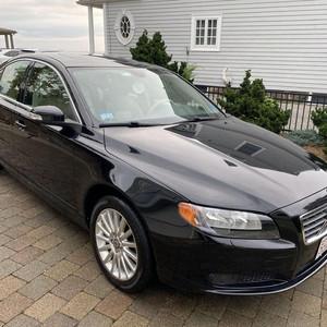 Volvo Executive car spa