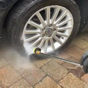 Rims cleaning