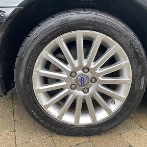Wheels and rims clean