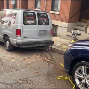 Lexus Exterior Washing