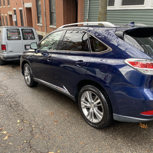 Lexus executive car spa