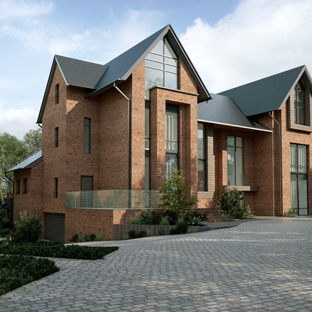 No.1 Hilltop, Hale, Cheshire becomes multi award winning.