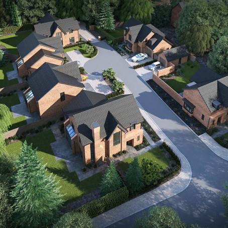 Planning approval obtained for our Bank Grove, Holmes Chapel development