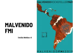 MALVENIDO FMI. HOMENAJE AL CUMPLIRSE 50 AÑOS DE LA MUESTRA ORGANIZADA POR LA ASOCIACIÓN ARGENTINA DE