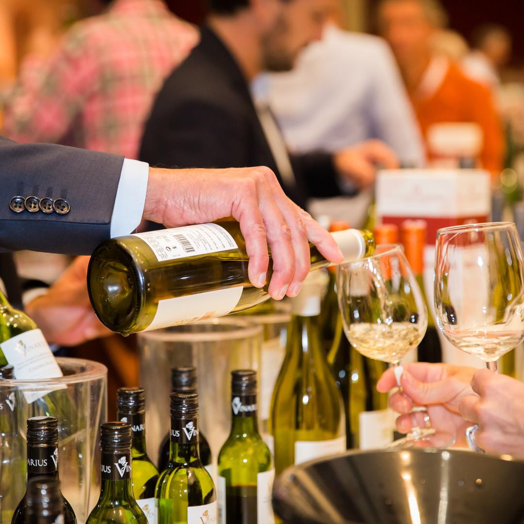Wereldse wijn dagen